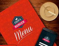 Logo Chepi's Burger