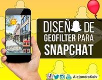 Geofilter Design | Snapchat