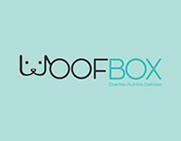 Logo Animado Woof BoX