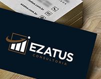 Ezatus Consultoria - Logo / Marca e Papelaria