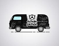 Echale Pichon - Food Truck