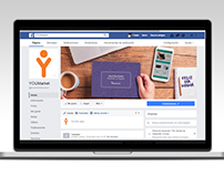YOUMarket - Facebook Page Design  & Community Manager