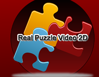 Real puzzle video 2d