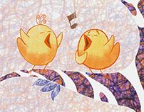 Sobre passarinhos e formiguinhas
