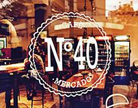 Nº40 Café & Mercado.