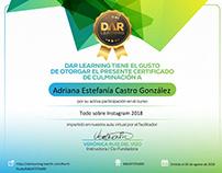 Certificaciones DAR Learning