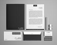 Diseño de Identidad - Claire