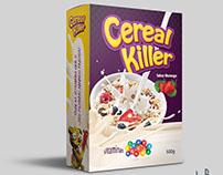 Embalagem Cereal Killer