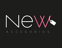 Brand Design: New accesorios
