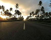Carretera playa