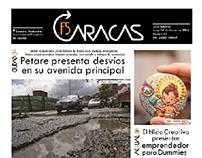 Periódico Caracas f5