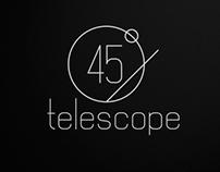 45° Telescope