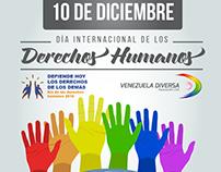 Imagenes en apoyo a Venezuela Diversa