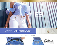 Desarrollo de web ErWhite Jeans