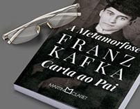 Franz Kafka - A Metamorfose e Carta ao Pai
