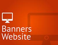 Design: Banners Website