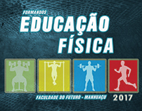 Convite - Educação Física