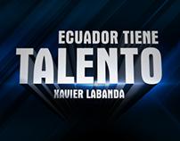 Gráfica Ecuador Tiene Talento - Semifinal