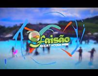 (Vídeo Clipe) Imagens do Parque Aquático Faisão Resort