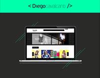 Web site Apple Modas