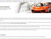 HTML5 Web Responsive
