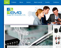 Diseño web: EMG