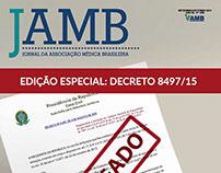 Diagramação  Edição Especial JAMB -150.000 exemplares