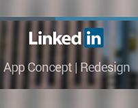 LinkedIn | Concept Redesign