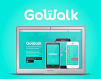 GoWalk - Branding e App