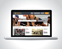 Web Design - entrenaya.com.ar