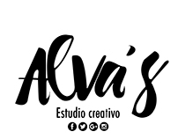 Alva's Wallpaper / Identidad corporativa (Refresh)