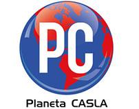 "Logotipo para ""PlanetaCASLA"" (Info. sobre San Lorenzo)"