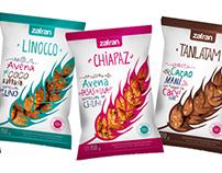 Packaging para Galletitas, Snacks y Granolas de Zafran