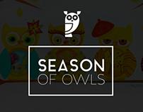 Season of Owls