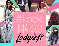 Mini campaña Marzo | Ladysoft | 2014