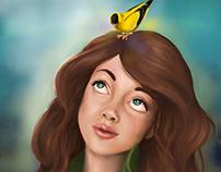 Ilustración en pixeles - colección de varios trabajos