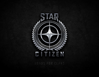 Clans logos for Star Citizen game