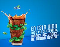 Nestea® Venezuela - Gráficas / Facebook Fanpage