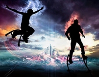 Concurso Ten Collective _futuristic sport