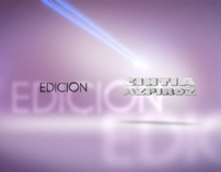 EDITION & MOTION GRAPHICS  - WORKS