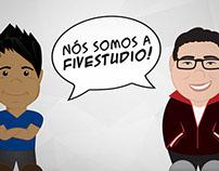 "Vídeo Institucional ""Fivestudio"""