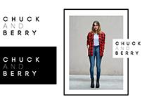 Chuck and berry - Diseño de Imagen y logo.