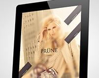 PRÜNE Catálogo digital