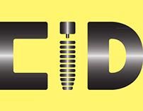 Branding & Identity design: CID, dental implants center