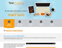 Mi Primer Envío Telemática - Masterbase