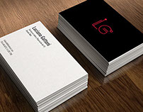 Business Cards - LG