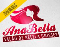ANABELLA | LOGOTIPO E CARTÃO