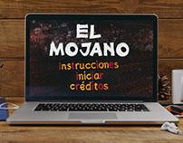 """Desarrollo de cuento interactivo: """"El Mojano"""""""