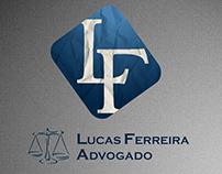 Logo Dr. Lucas Ferreira - Advogado