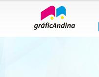 Grafica Andina / Puerto Montt / Freelance / PHP
